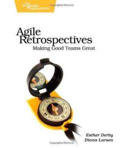 Boekcover Agile retrospectives